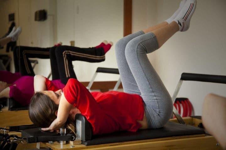 ejercicios de resistencia en pilates