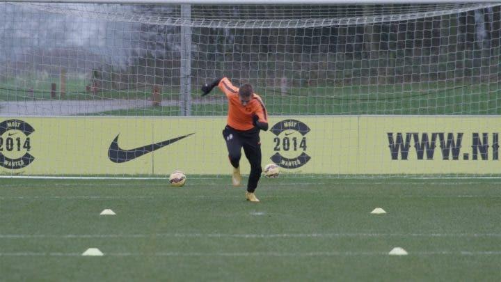 cómo trabajar la velocidad de tus futbolistas
