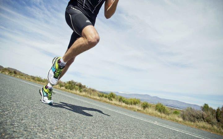 Proteínas ingeridas por triatletas