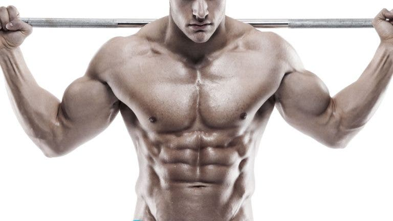 Programa para aumentar el volumen muscular