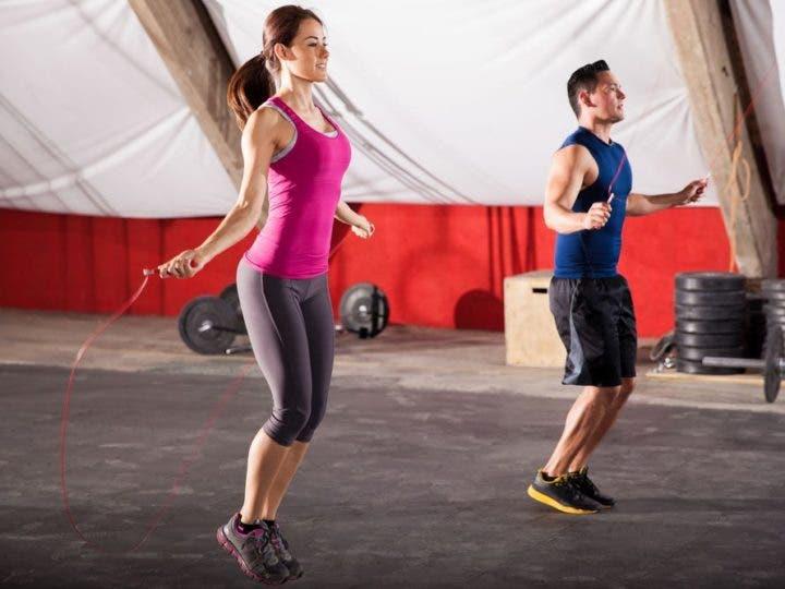ejercicio de alta intensidad para principiantes