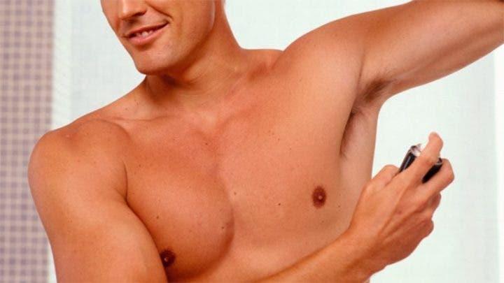 Antitranspirante para evitar la sudoración
