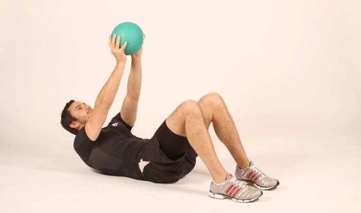 Ejercicios con pelota for Entrenamiento para adelgazar