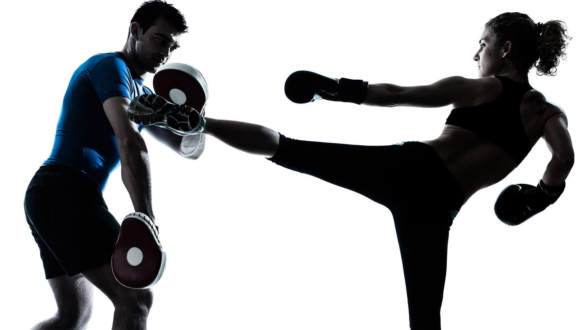kick boxing beneficios