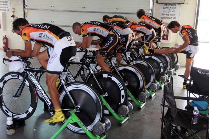 El mejor entrenamiento para ciclistas intermedios
