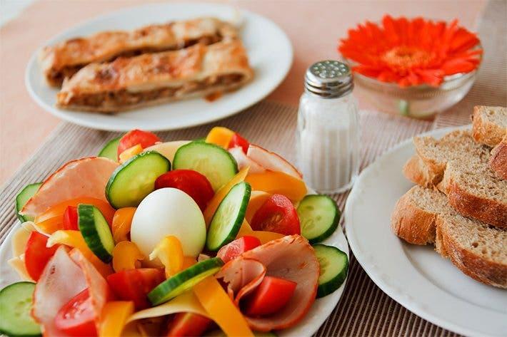 alimentos que debes consumir antes de una carrera