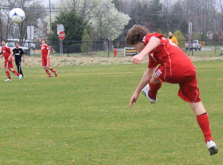 Cómo aprender a dar efecto al balón en fútbol