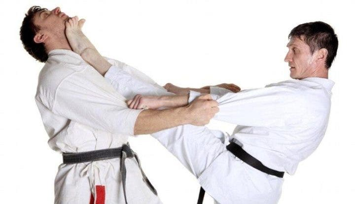 Buena respiración durante deportes de combate
