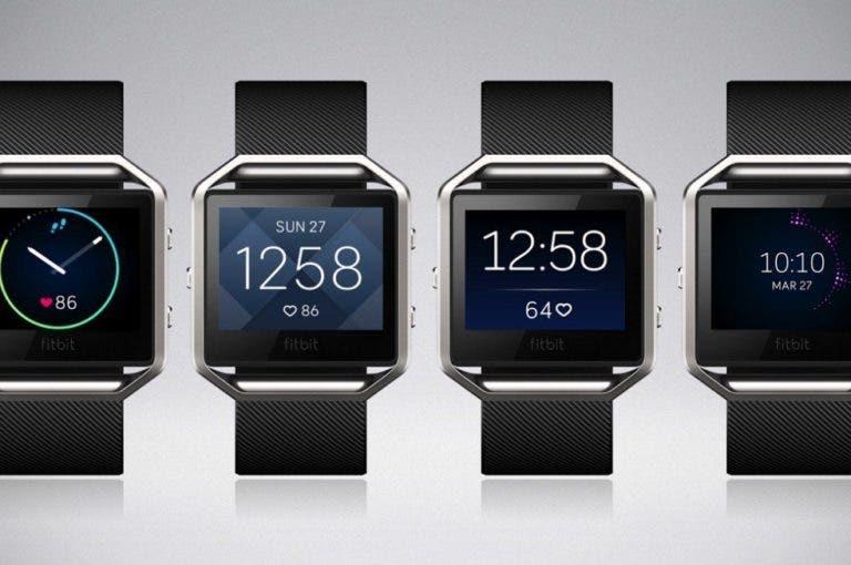Descubre uno de los mejores smartwatches para entrenar: fitbit blaze smart fitness