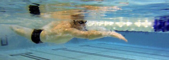 Entrenamiento de fuerza para nadadores