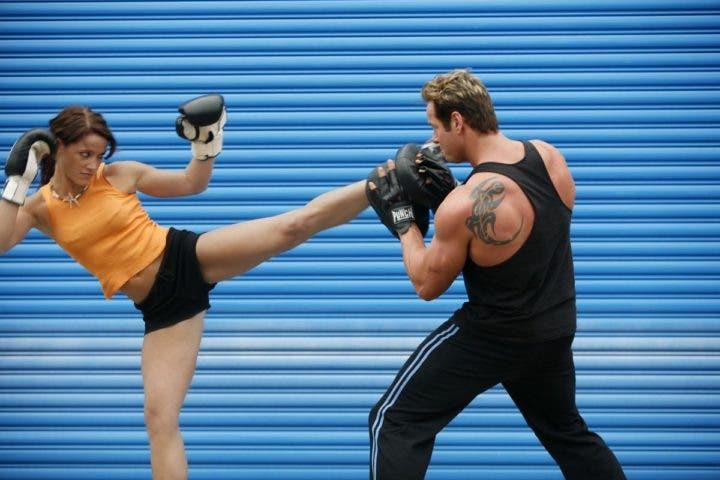 ¿Cuáles son los beneficios del kick boxing?