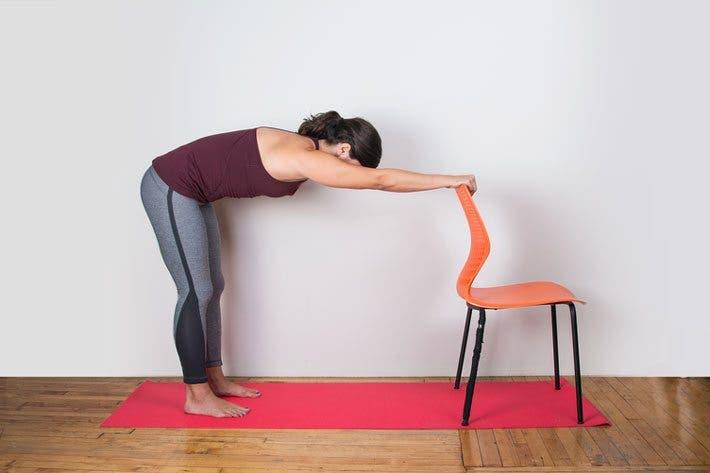 movimientos de yoga para la flexibilidad