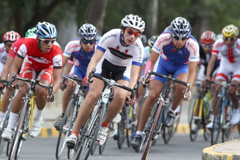 Programa intermedio de ciclismo