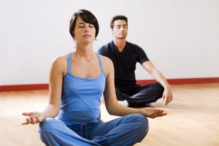 La mejor respiración durante el yoga