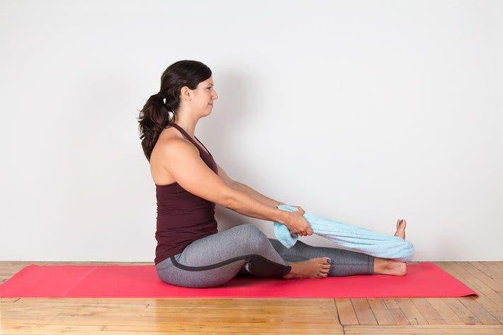 movimientos de yoga para mejorar la flexibilidad