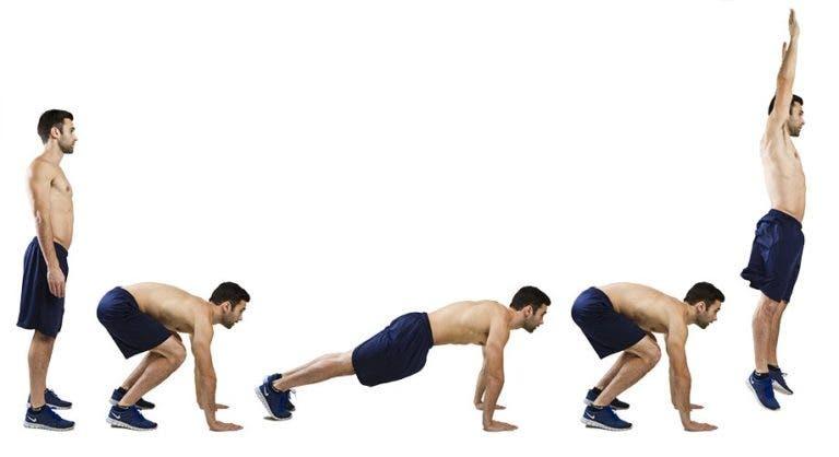 Ejercicio para acelerar el metabolismo