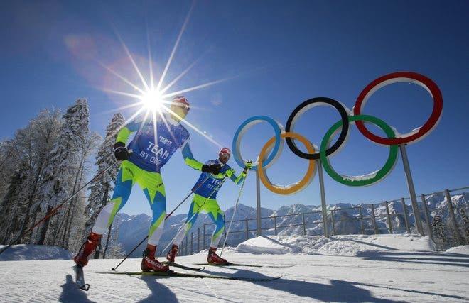 Demandas del esquí de fondo olímpico