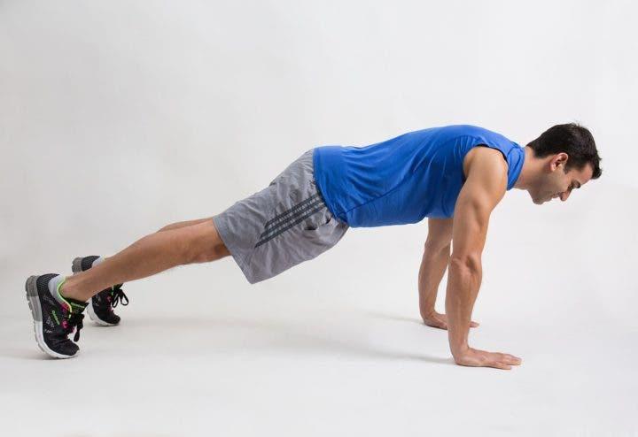 Flexión estándar