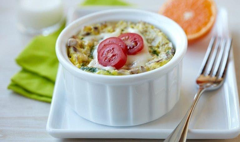 Los mejores desayunos al microondas
