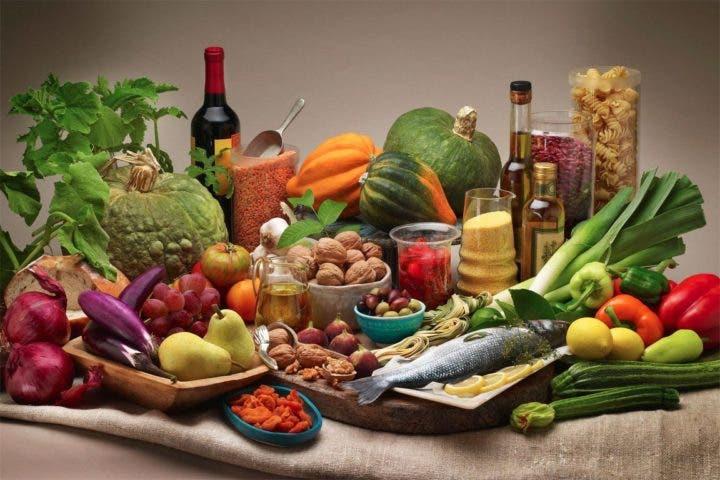 La dieta mediterránea es anti-inflamatoria
