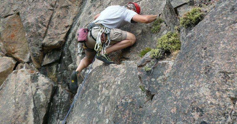 Entrenar y mejorar la escalada
