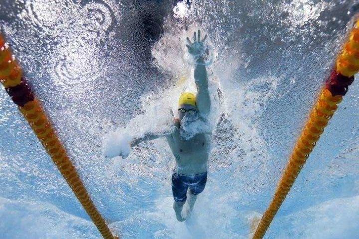 Cómo conseguir una buena propulsión en natación