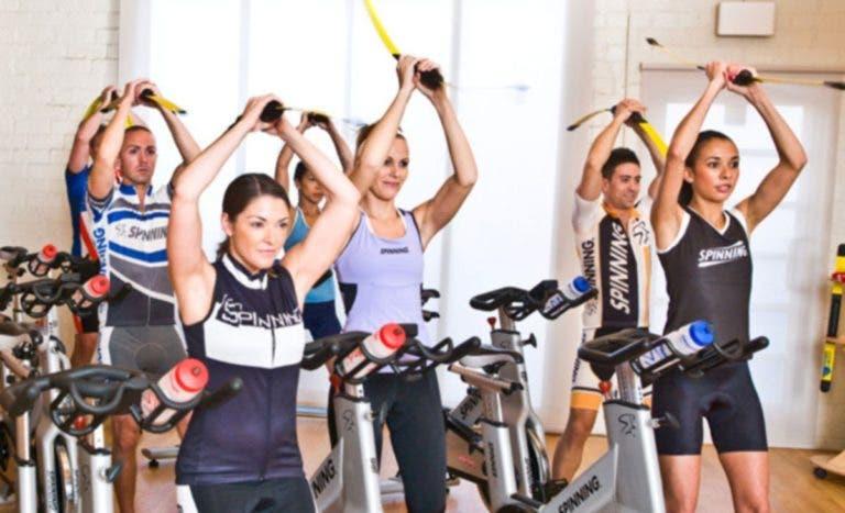 rutinas de spinning para mejorar en ciclismo