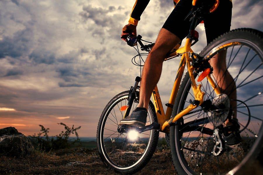 andar en bicicleta hace bajar de peso
