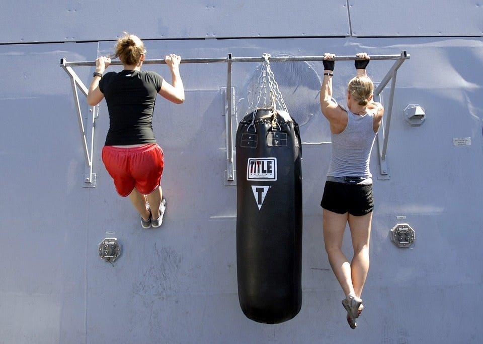 rutina de ejercicios dominadas para principiantes