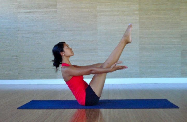 Barco yoga