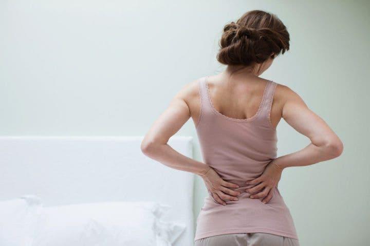 Relación del dolor lumbar con estar sentado