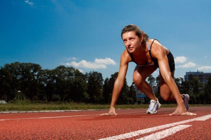 Umbral láctico en runners