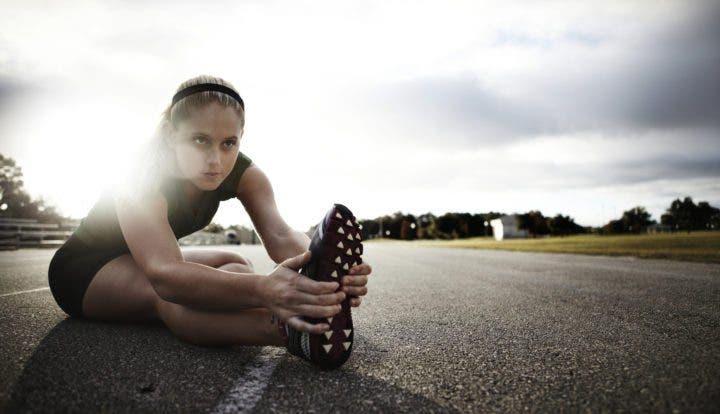 Entrenamiento de abdomen para running