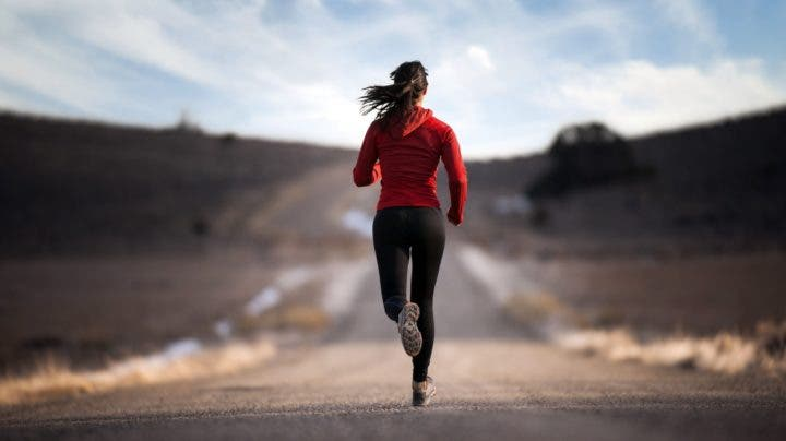 10-20-30 entrenamiento HIIT para running
