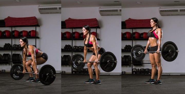 Ejercicios de pesas para runners