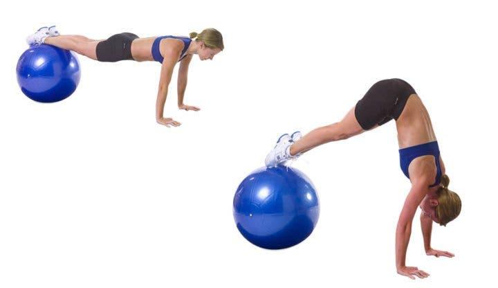 Los mejores ejercicios de planks para corredores