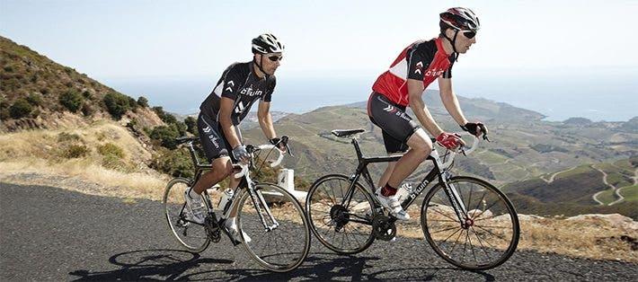 mejorar la resistencia en ciclismo