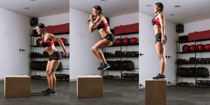 Los mejores ejercicios pliométricos