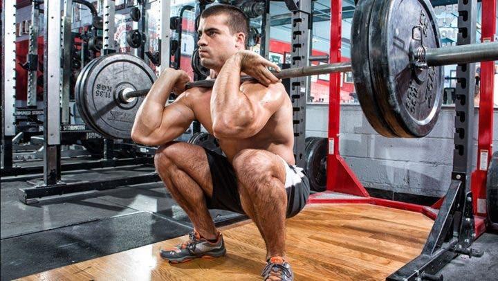 Cómo entrenar las piernas si eres alto