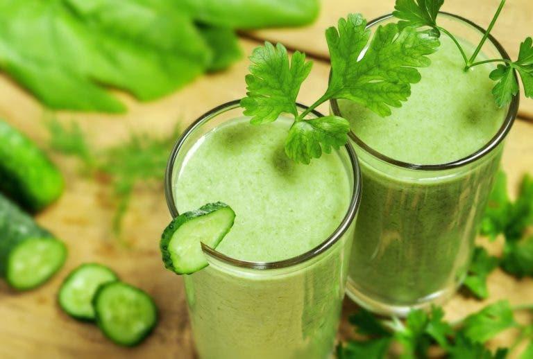 Los mejores smoothies verdes para desayunar