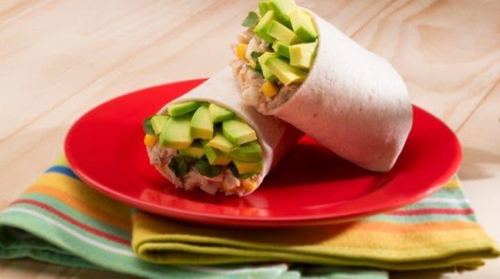 Burrito de Aguacate