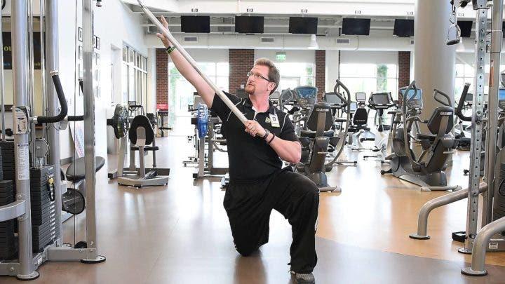 El ejercicio y la hernia de disco