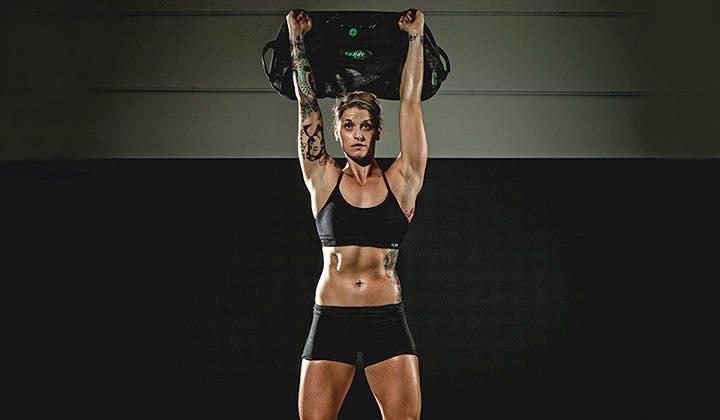 Motivos para entrenar con un saco de arena