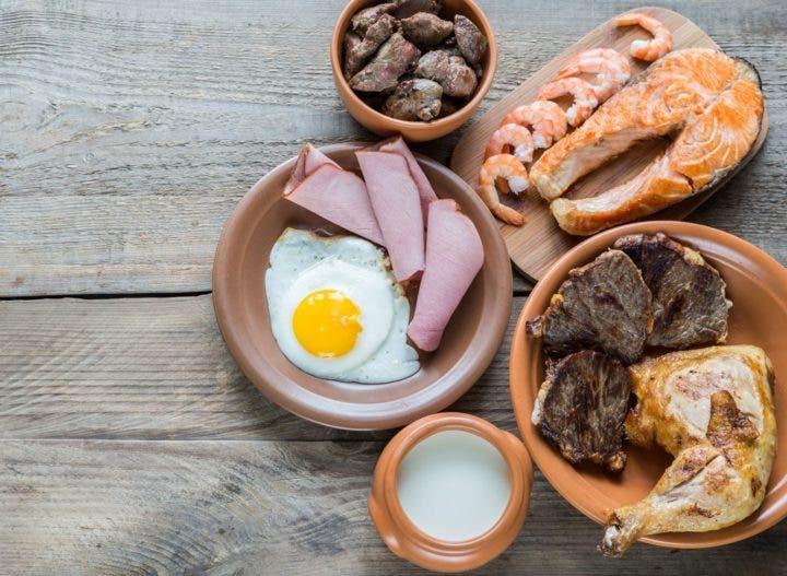 Cómo incrementar la proteína de tu dieta