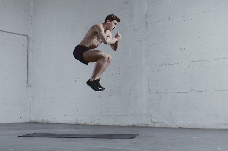 El mejor ejercicio balístico para mejorar el rendimiento en futbolistas