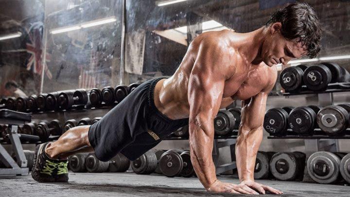 Mejorar las rutinas de peso corporal