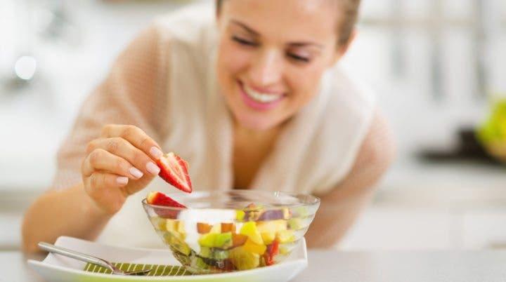 Comer frutas y verduras como hábito anticancerígeno