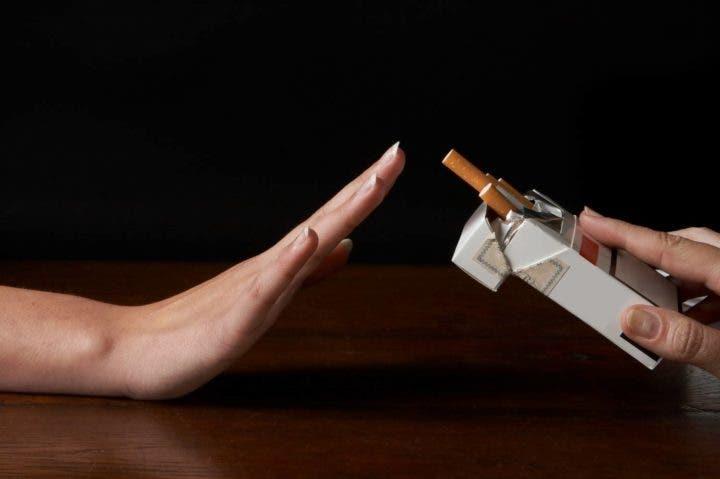 Dejar de fumar como hábito anticancerígeno