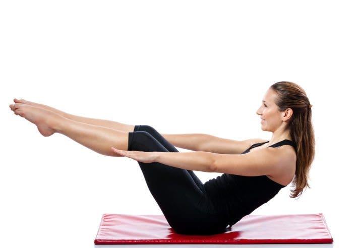Ejercicios de core para incrementar tu metabolismo