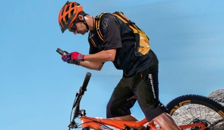 Problemas de los GPS al montar en bicicleta